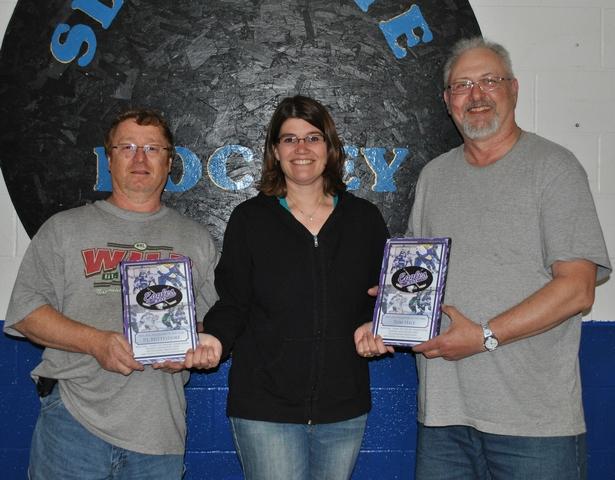 Hale, Hittesdorf named NUSE Hockey Volunteers of Year