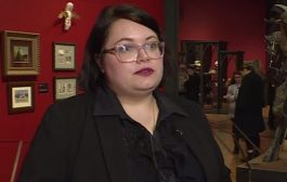 """VIDEO: Former Sleepy Eye woman discusses Minneapolis Institute of Art feature """"Guillermo del Toro: At Home with Monsters"""