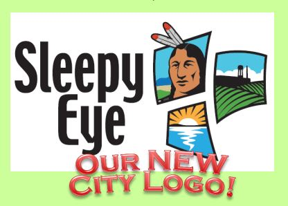 New City of Sleepy Eye Logo