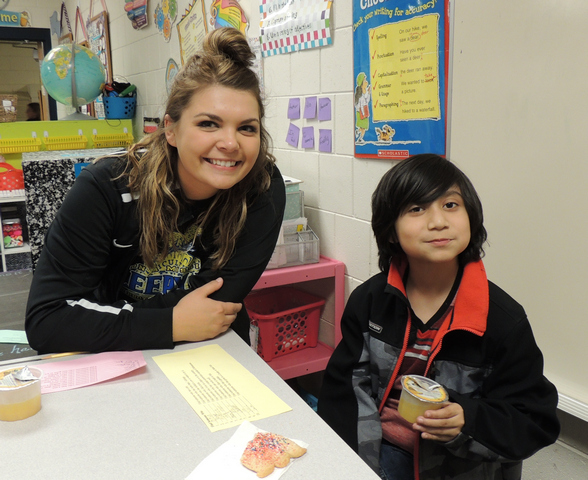 Wee Deliver Program connects students