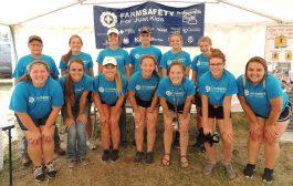 Spreading Farm Safety Awareness at Farm Fest
