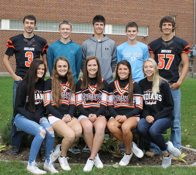 SEHS announces 2017 Homecoming Court
