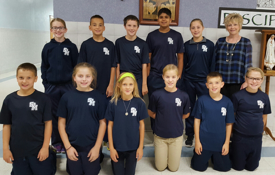 St. Mary's Elementary Student Council