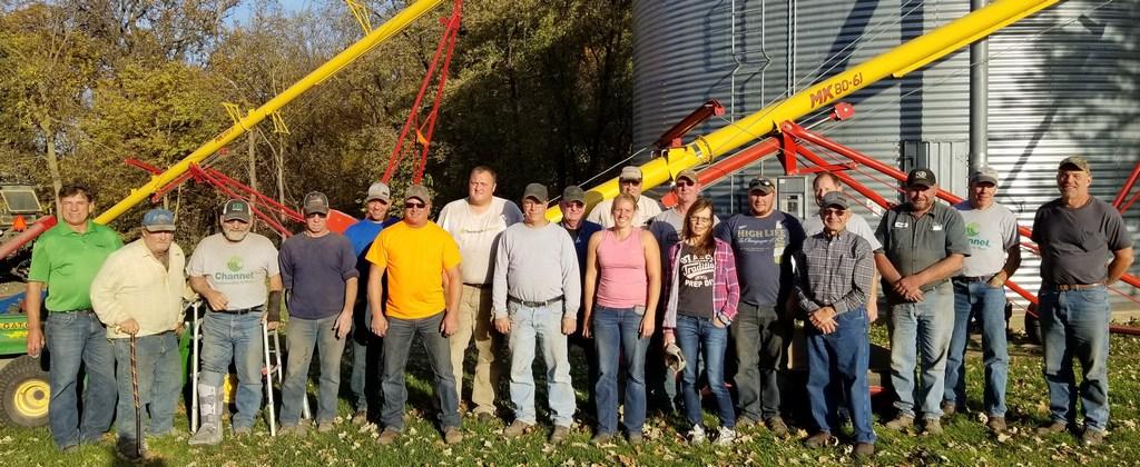 Harvest Help for Philip Sellner