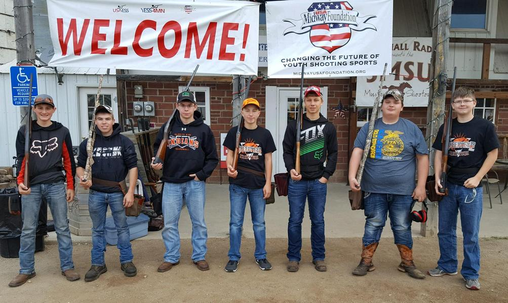 Sleepy Eye FFA Trapshoot Team Competes At State