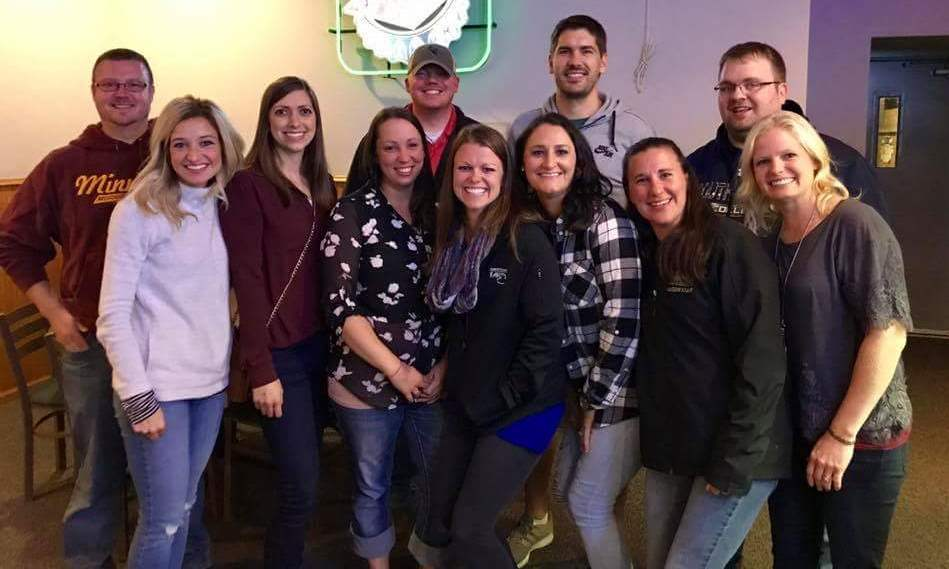 St. Mary's Class of 2002 Reunion