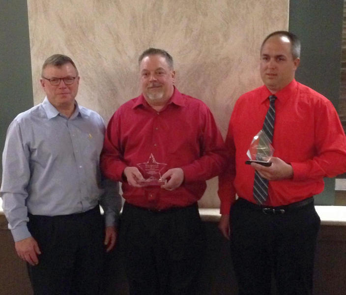 Suess, Kramer, Gangelhoff honored at Annual Chamber Dinner