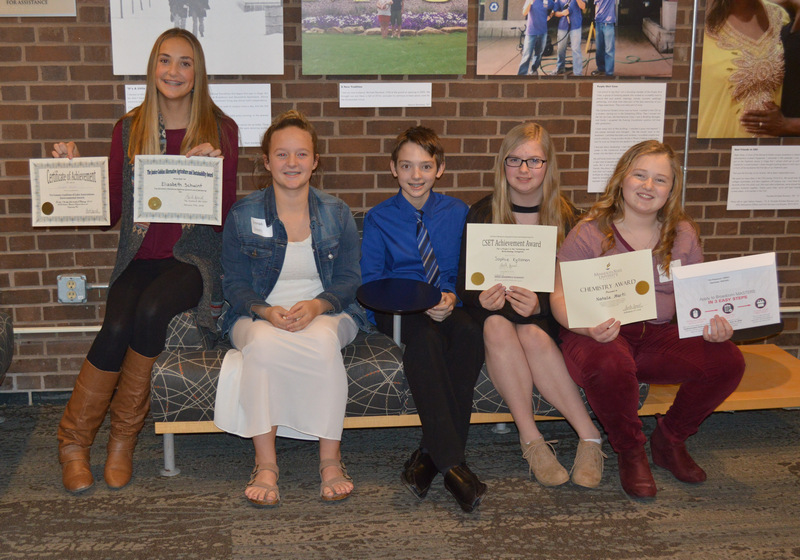 St. Mary's students have good showing at Regional Science and Enginering Fair